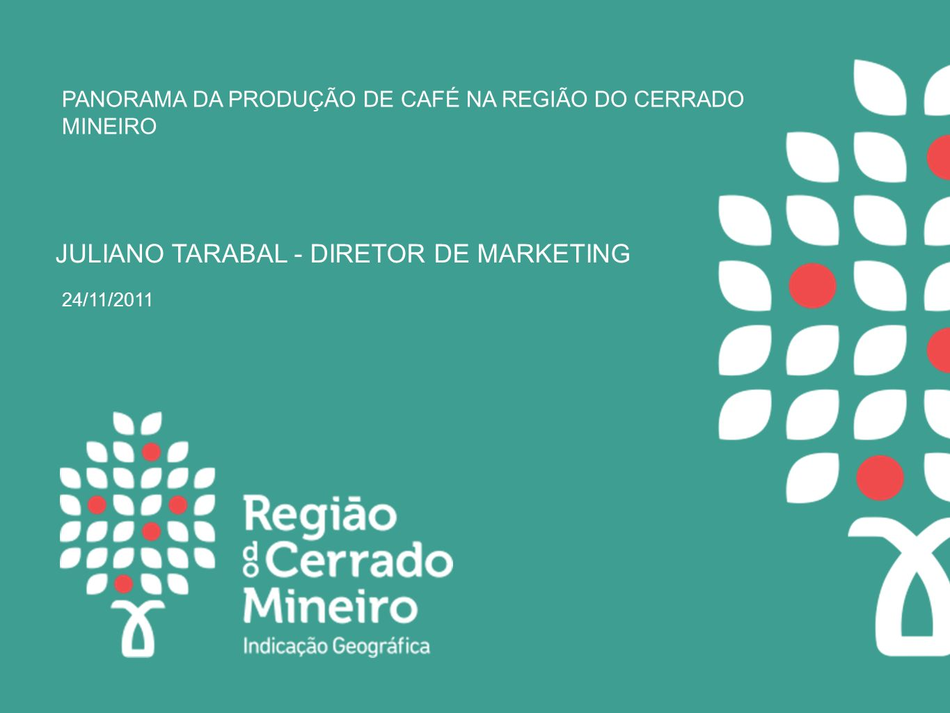 JULIANO TARABAL - DIRETOR DE MARKETING
