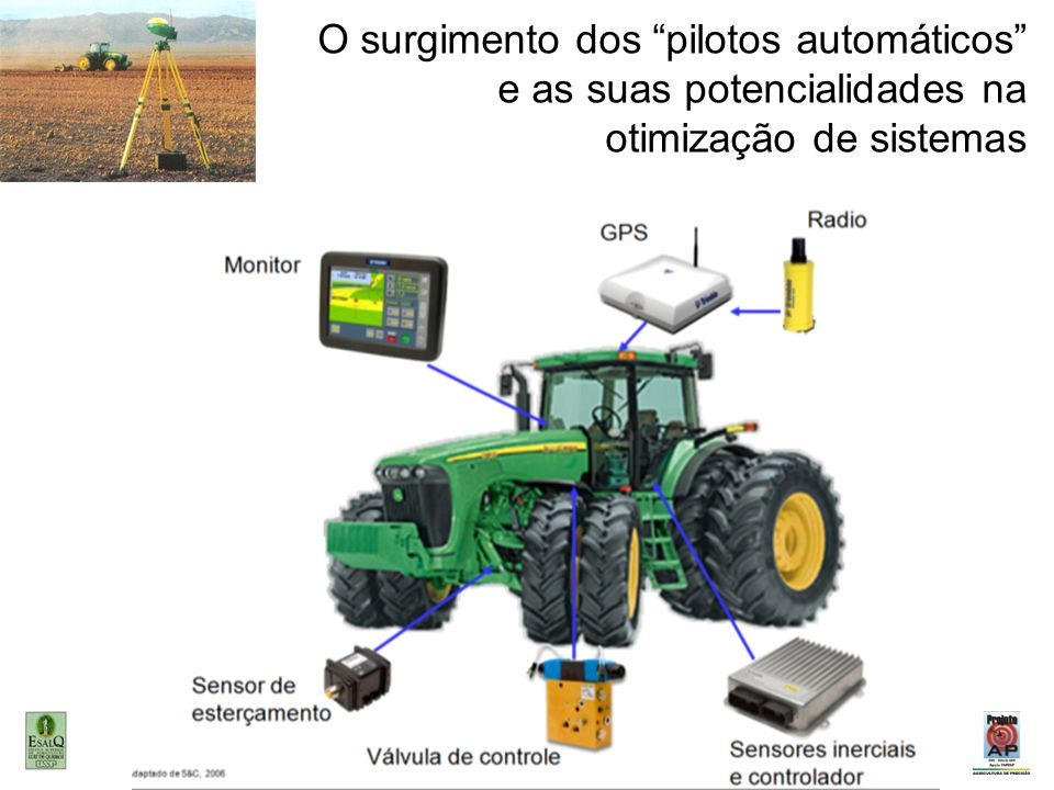O surgimento dos pilotos automáticos e as suas potencialidades na otimização de sistemas