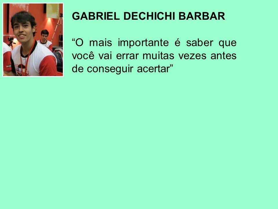 GABRIEL DECHICHI BARBAR