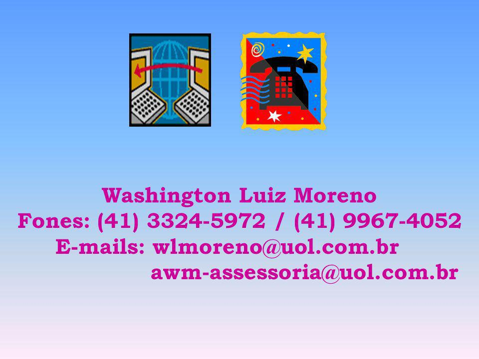 Washington Luiz Moreno