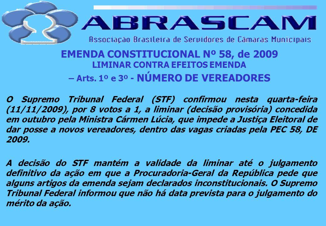 ABRASCAM Associação Brasileira de Servidores de Câmaras Municipais