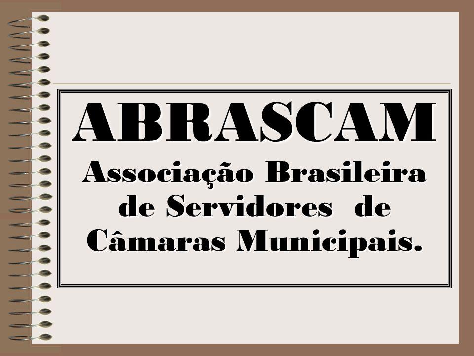 Associação Brasileira de Servidores de Câmaras Municipais.