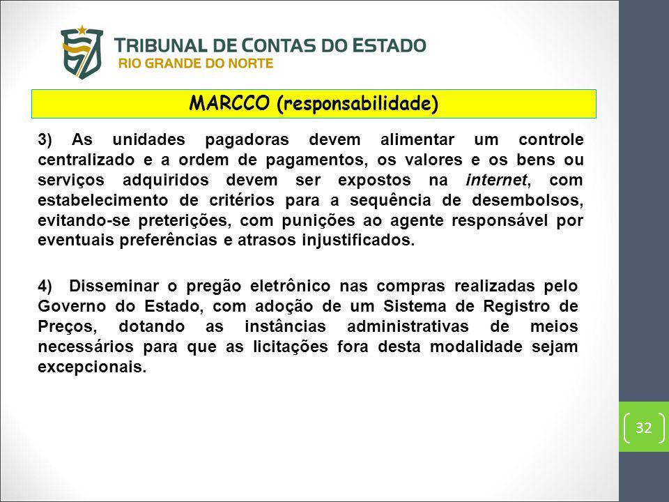 MARCCO (responsabilidade)