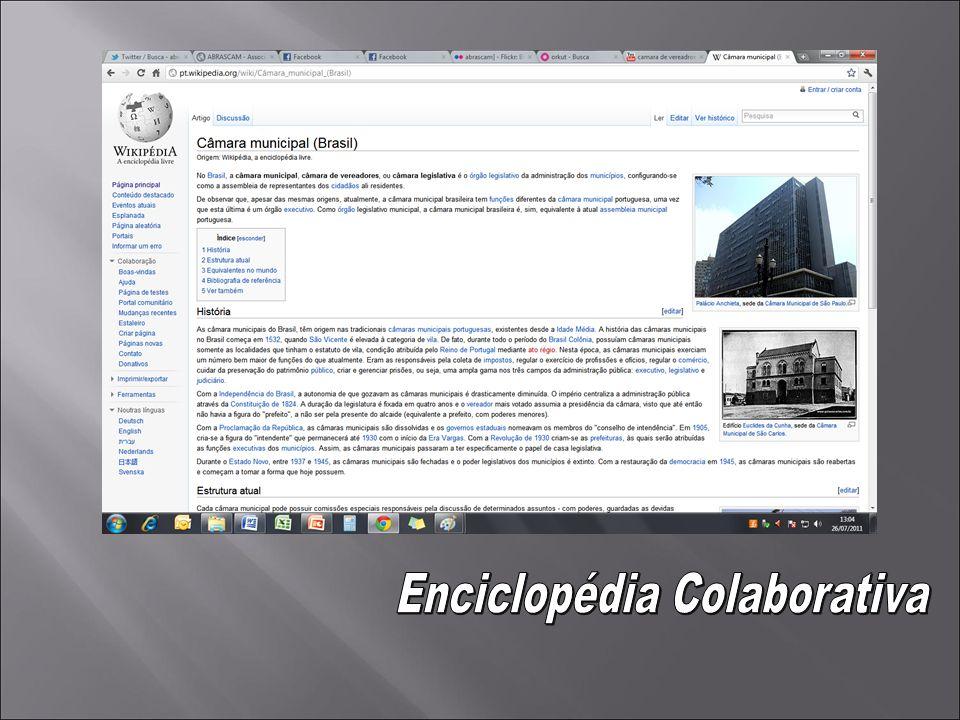 Enciclopédia Colaborativa