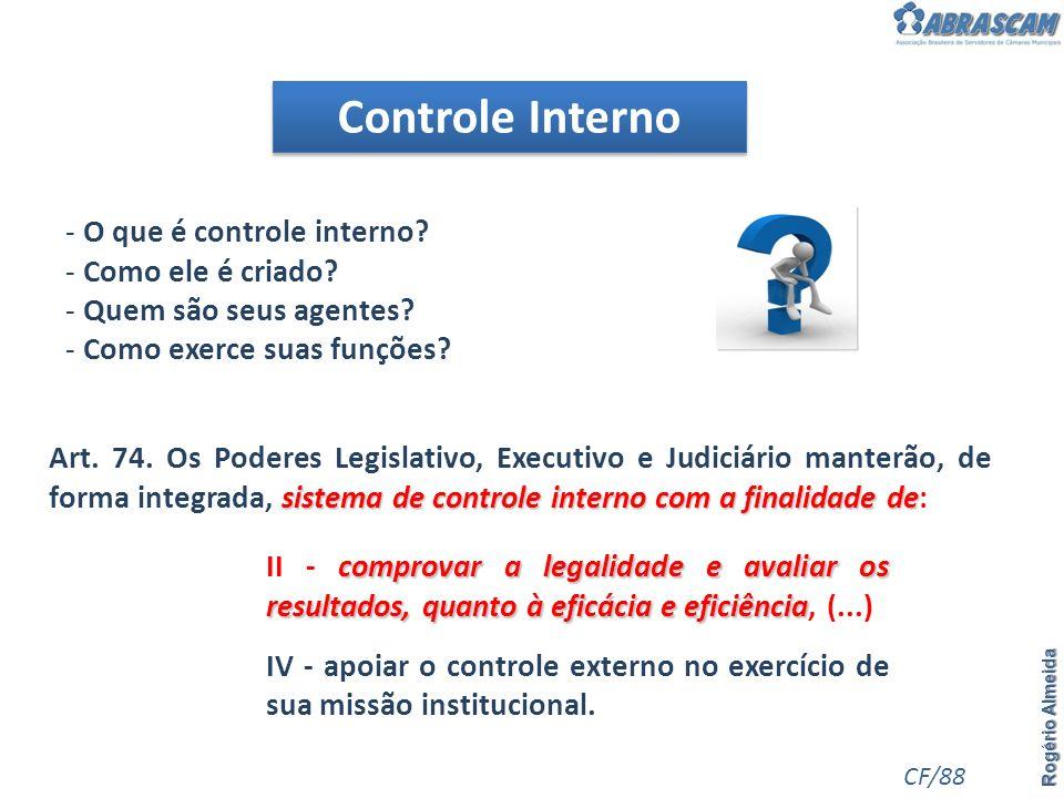Controle Interno O que é controle interno Como ele é criado