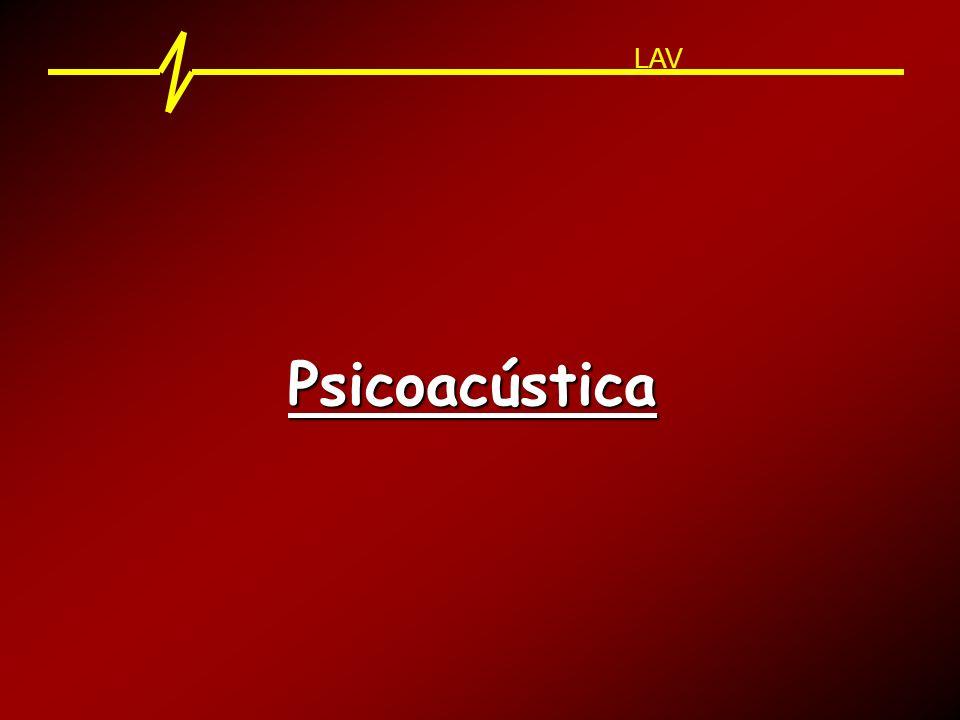 LAV Psicoacústica