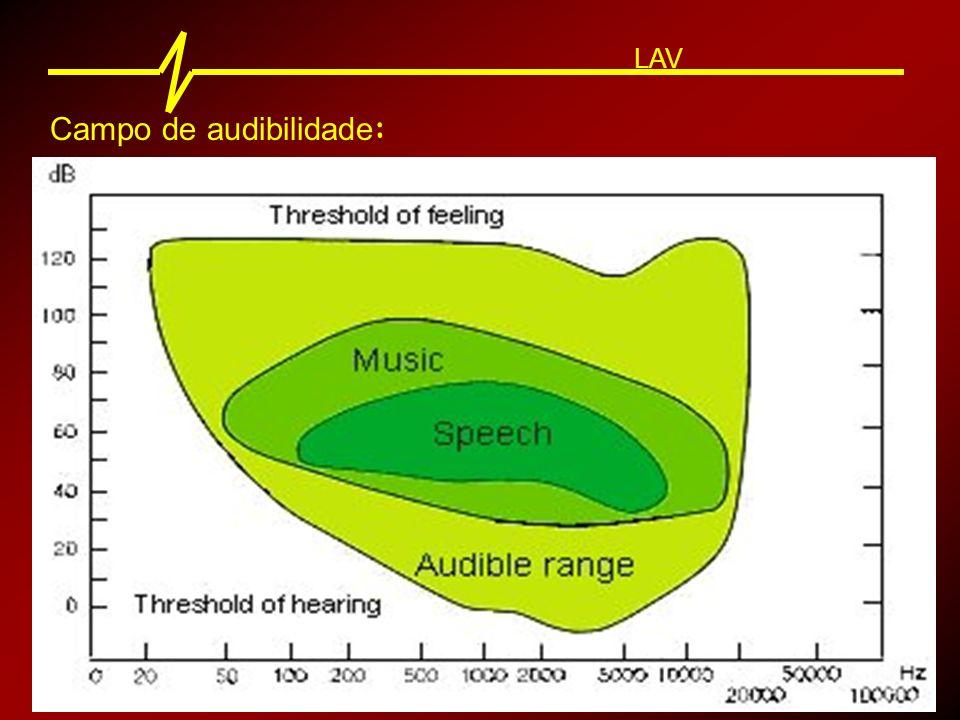 Campo de audibilidade: