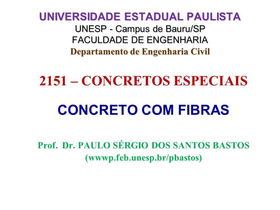 Prof. Dr. PAULO SÉRGIO DOS SANTOS BASTOS (wwwp.feb.unesp.br/pbastos)