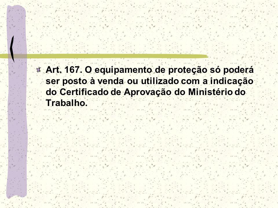 Art. 167.