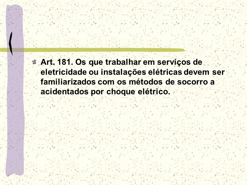 Art. 181.