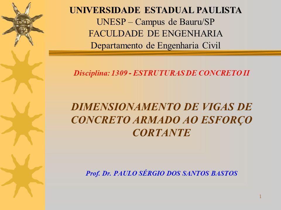 UNIVERSIDADE ESTADUAL PAULISTA UNESP – Campus de Bauru/SP