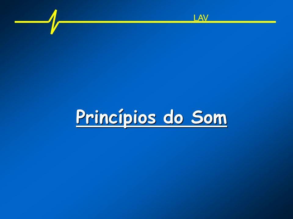 LAV Princípios do Som