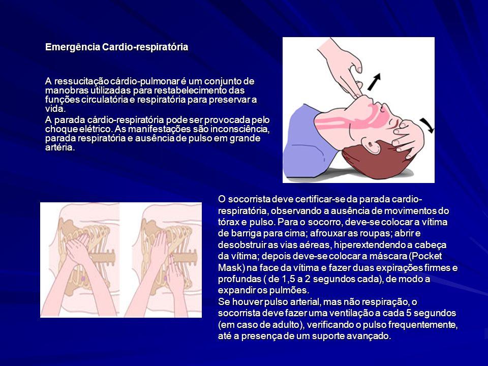 Emergência Cardio-respiratória