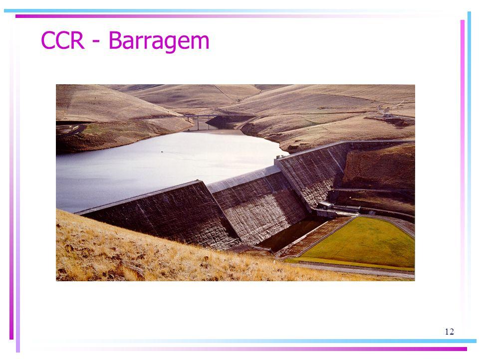 CCR - Barragem