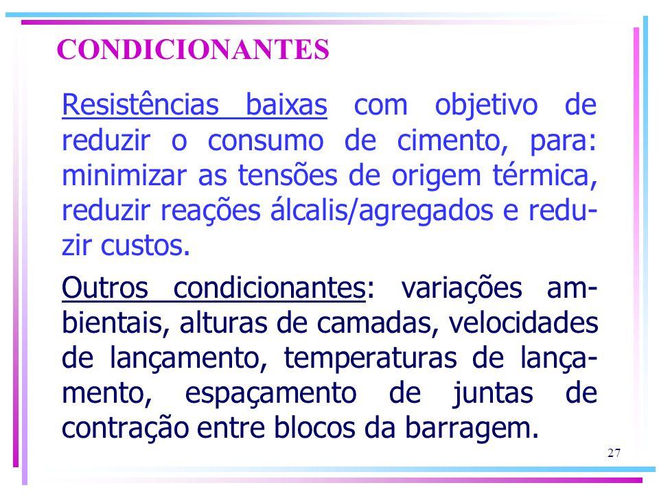 CONDICIONANTES