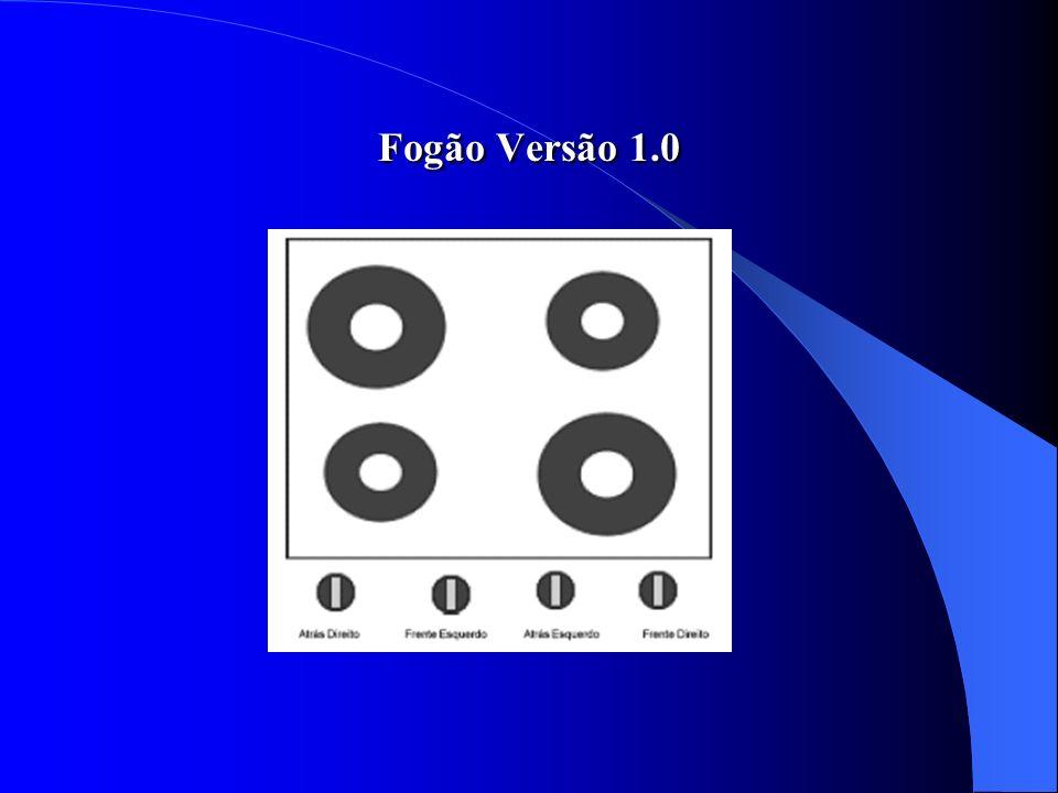 Fogão Versão 1.0