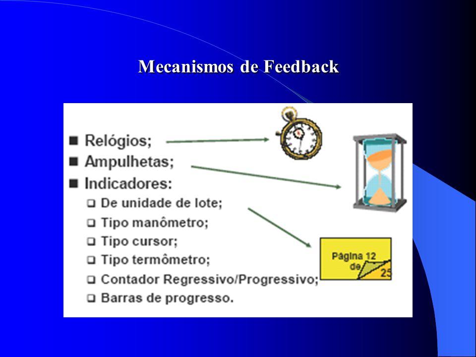 Mecanismos de Feedback