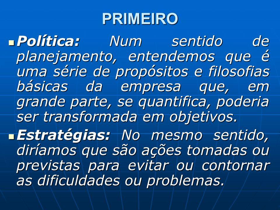 PRIMEIRO