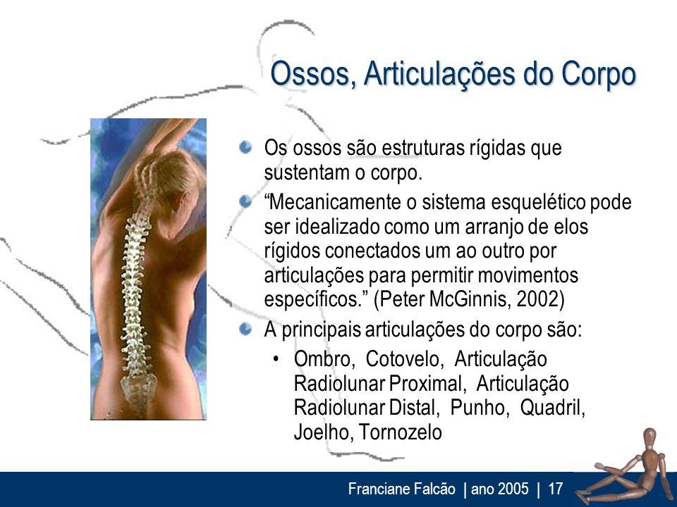 Ossos, Articulações do Corpo