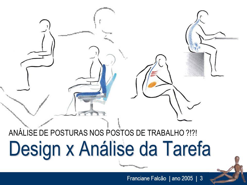 Design x Análise da Tarefa