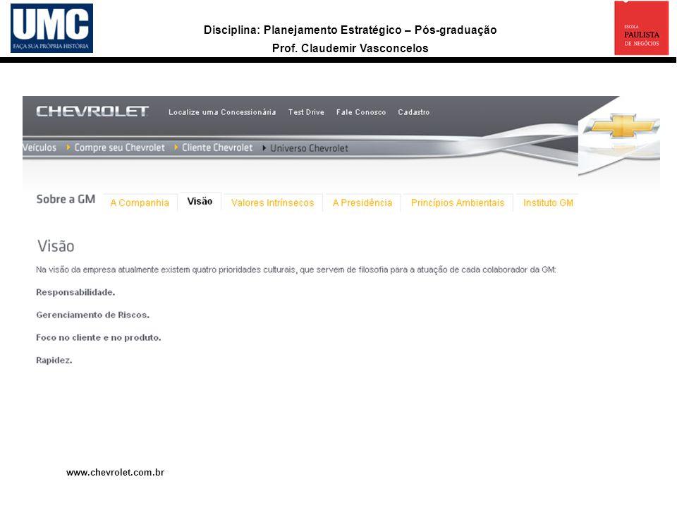 www.chevrolet.com.br 23