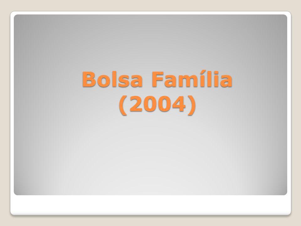 Bolsa Família (2004)