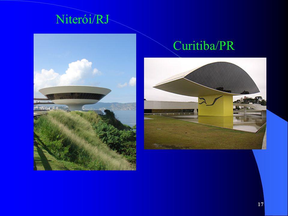 Niterói/RJ Curitiba/PR