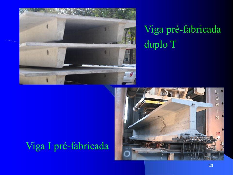 Viga pré-fabricada duplo T Viga I pré-fabricada
