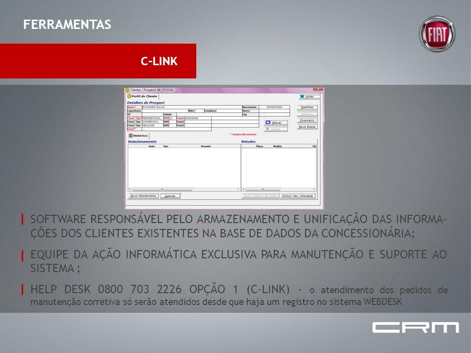 FERRAMENTAS C-LINK.