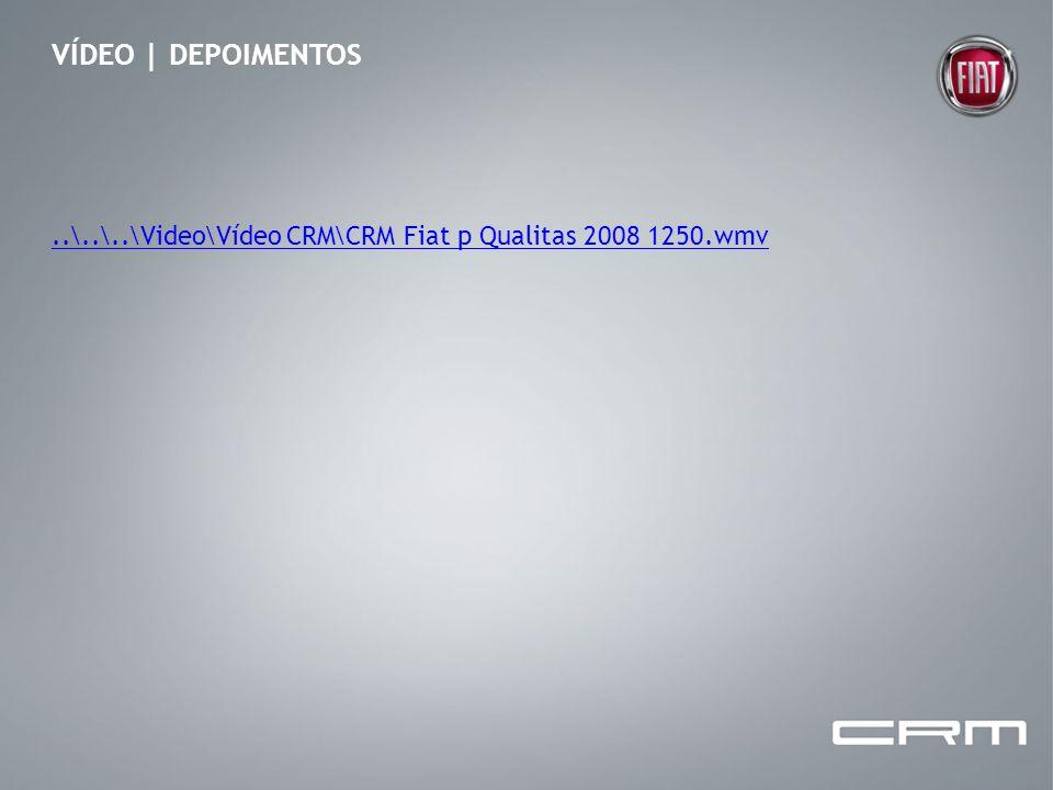 VÍDEO | DEPOIMENTOS ..\..\..\Video\Vídeo CRM\CRM Fiat p Qualitas 2008 1250.wmv