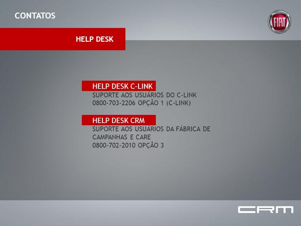 CONTATOS HELP DESK HELP DESK C-LINK HELP DESK CRM