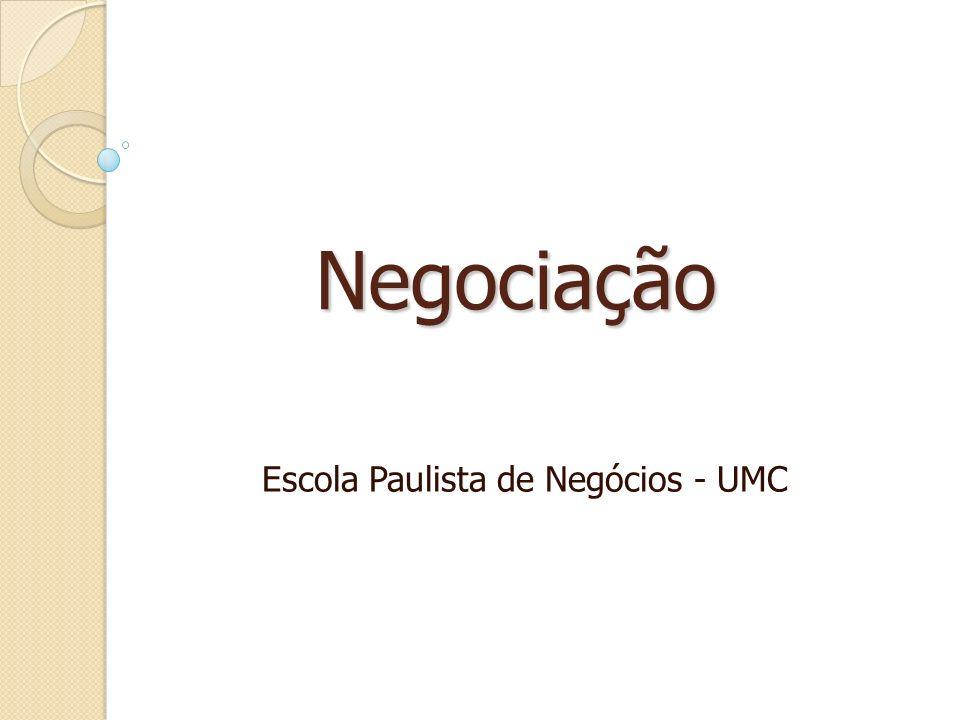 Escola Paulista de Negócios - UMC