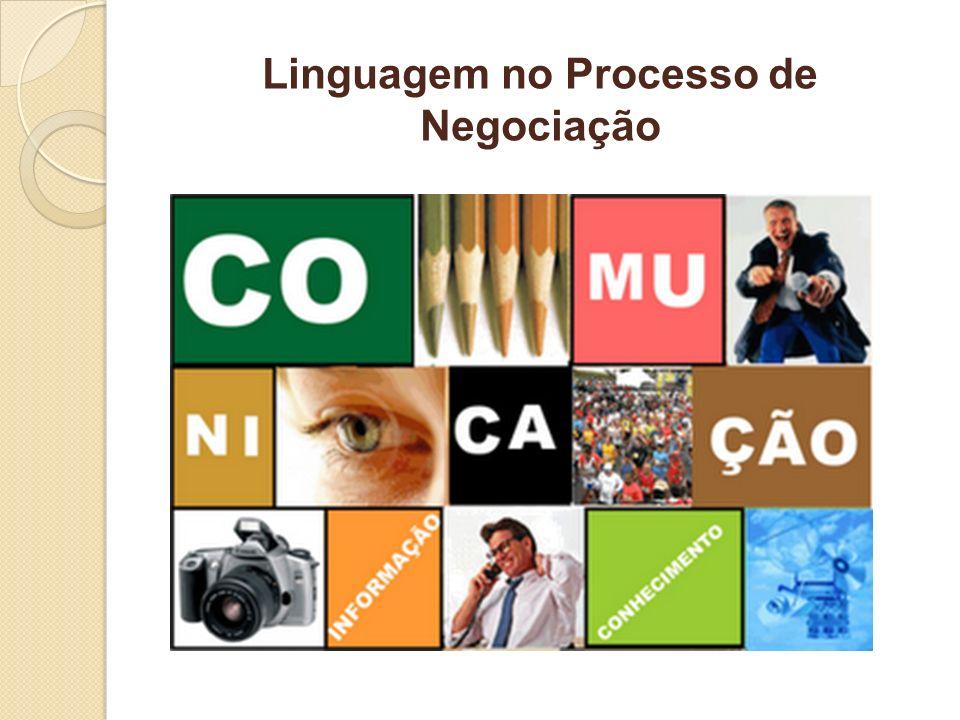 Linguagem no Processo de Negociação