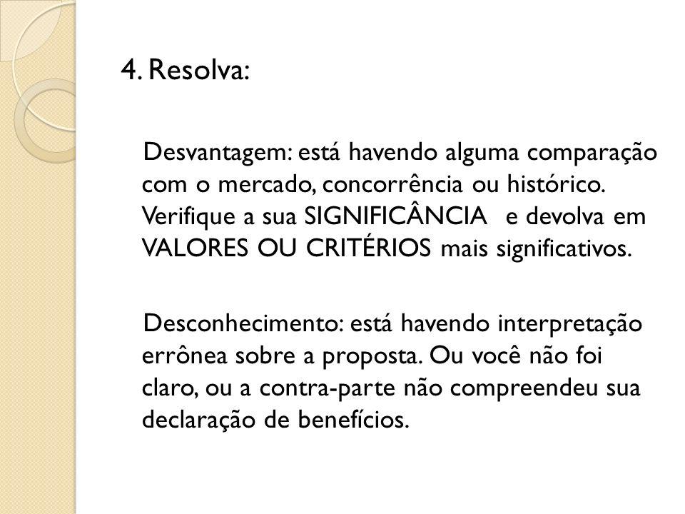 4. Resolva: