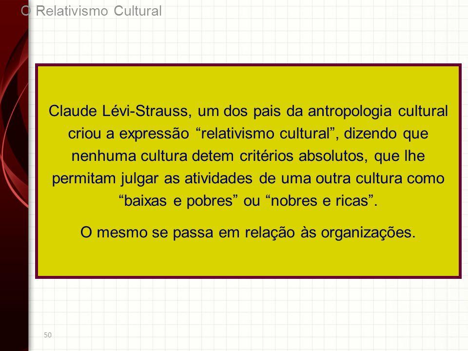 O mesmo se passa em relação às organizações.