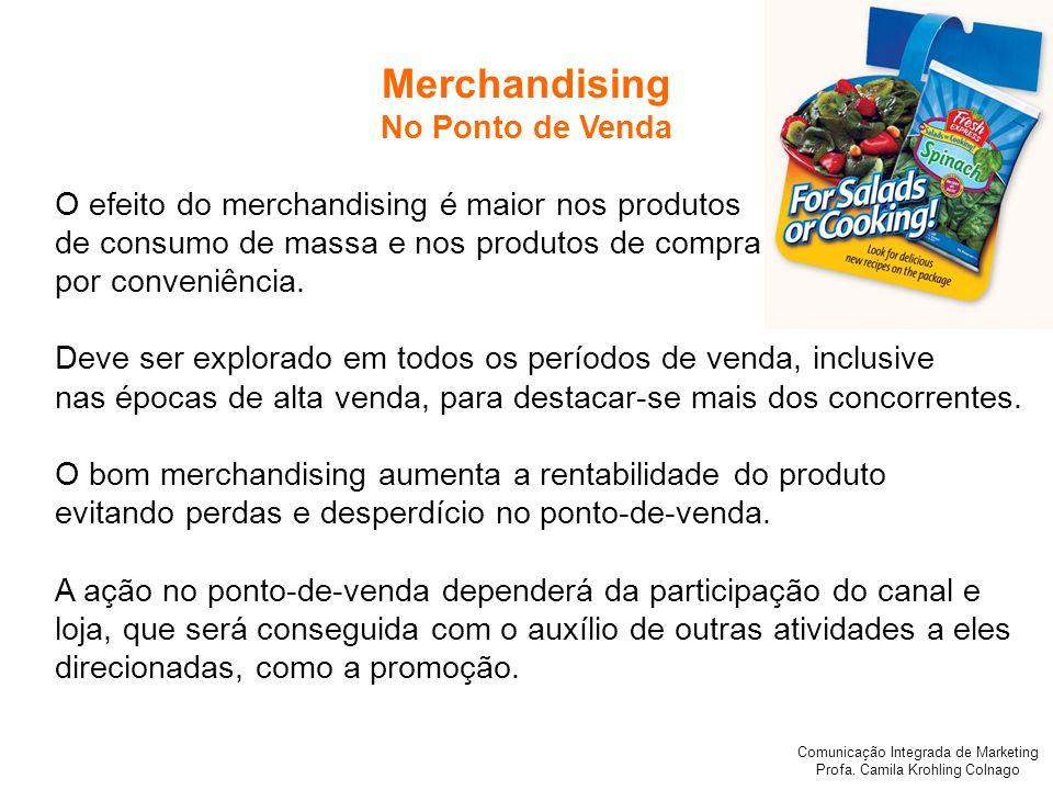 Merchandising No Ponto de Venda