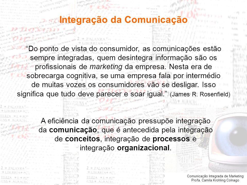 Integração da Comunicação