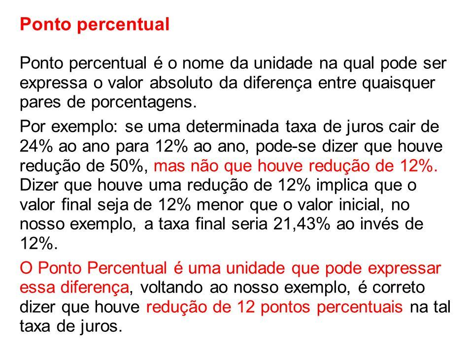 Ponto percentual