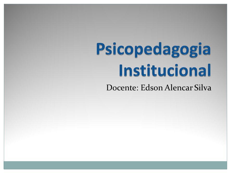 Docente: Edson Alencar Silva