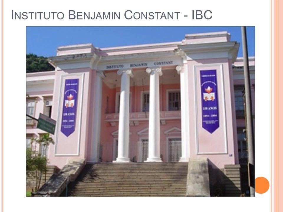 Instituto Benjamin Constant - IBC