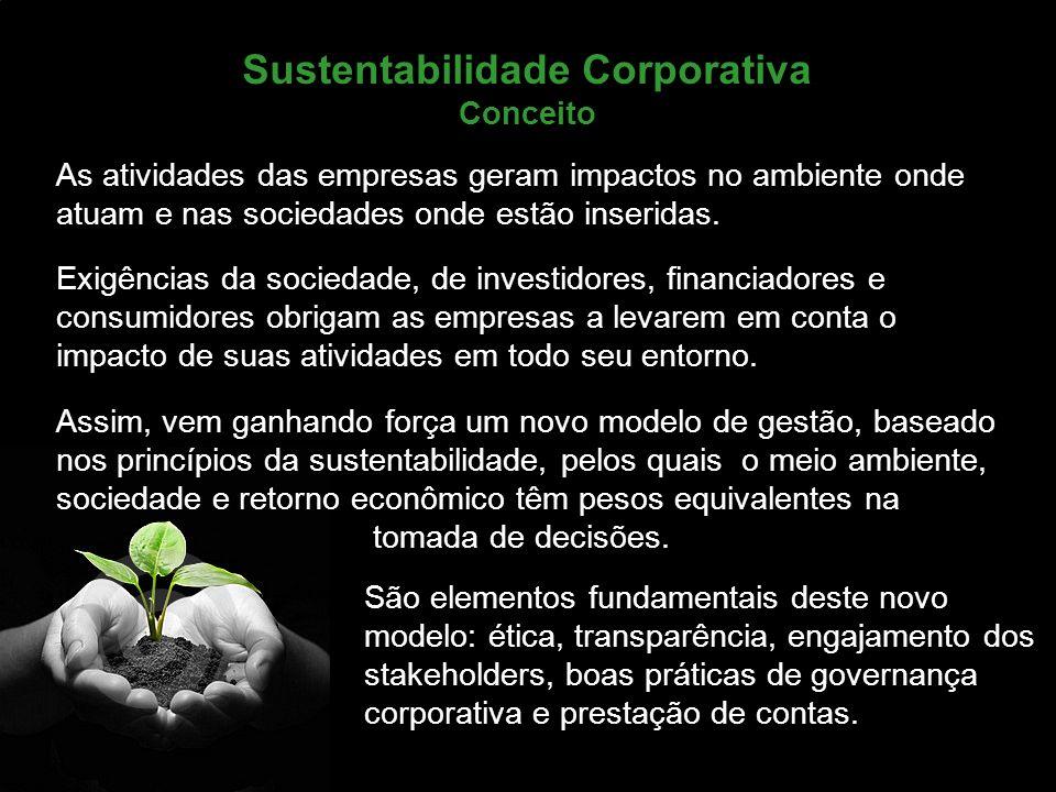 Sustentabilidade Corporativa