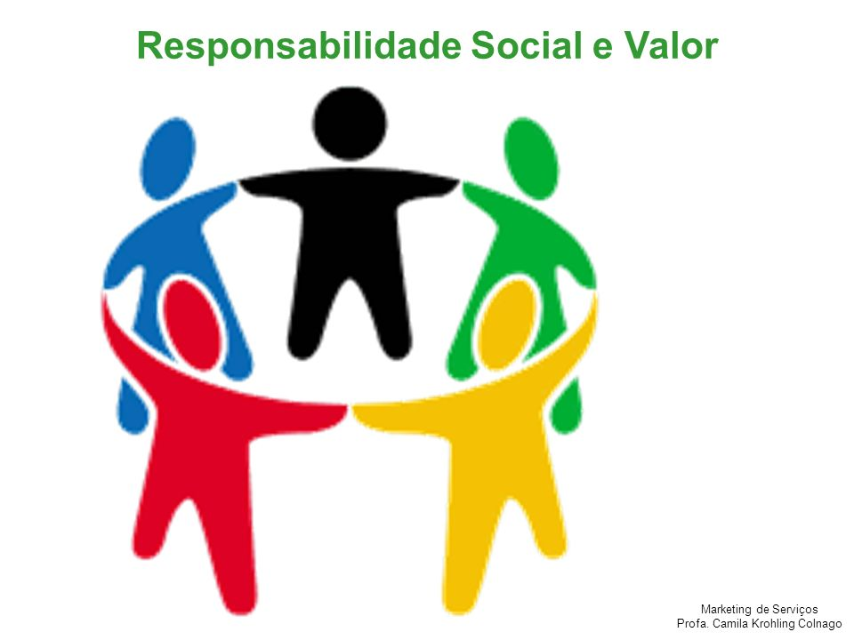 Responsabilidade Social e Valor