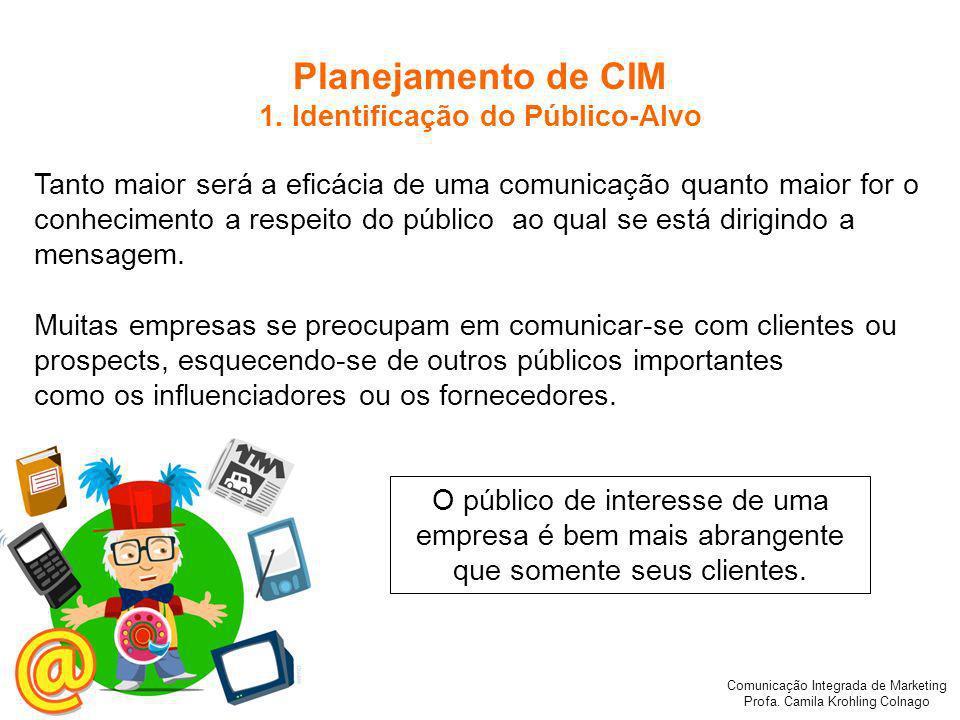 1. Identificação do Público-Alvo