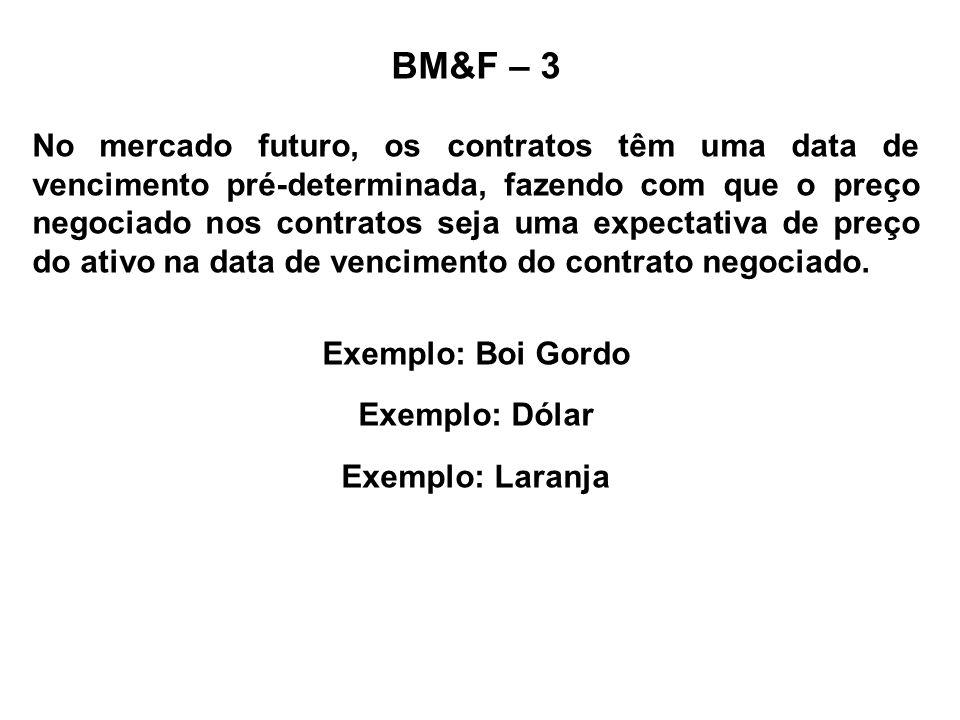 BM&F – 3