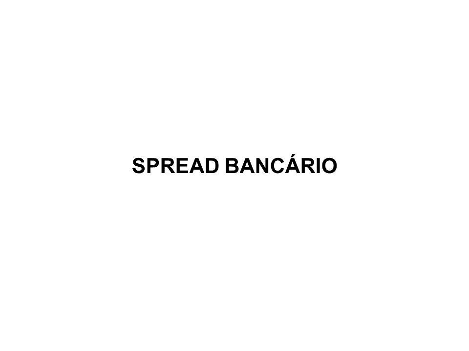 SPREAD BANCÁRIO