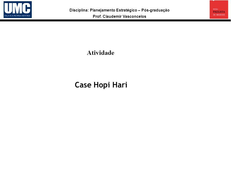 Atividade a Case Hopi Hari 14