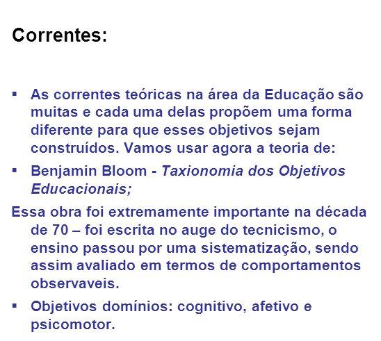 Correntes: