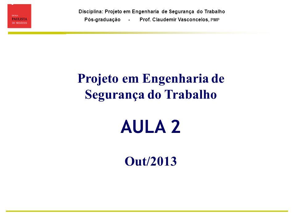Projeto em Engenharia de