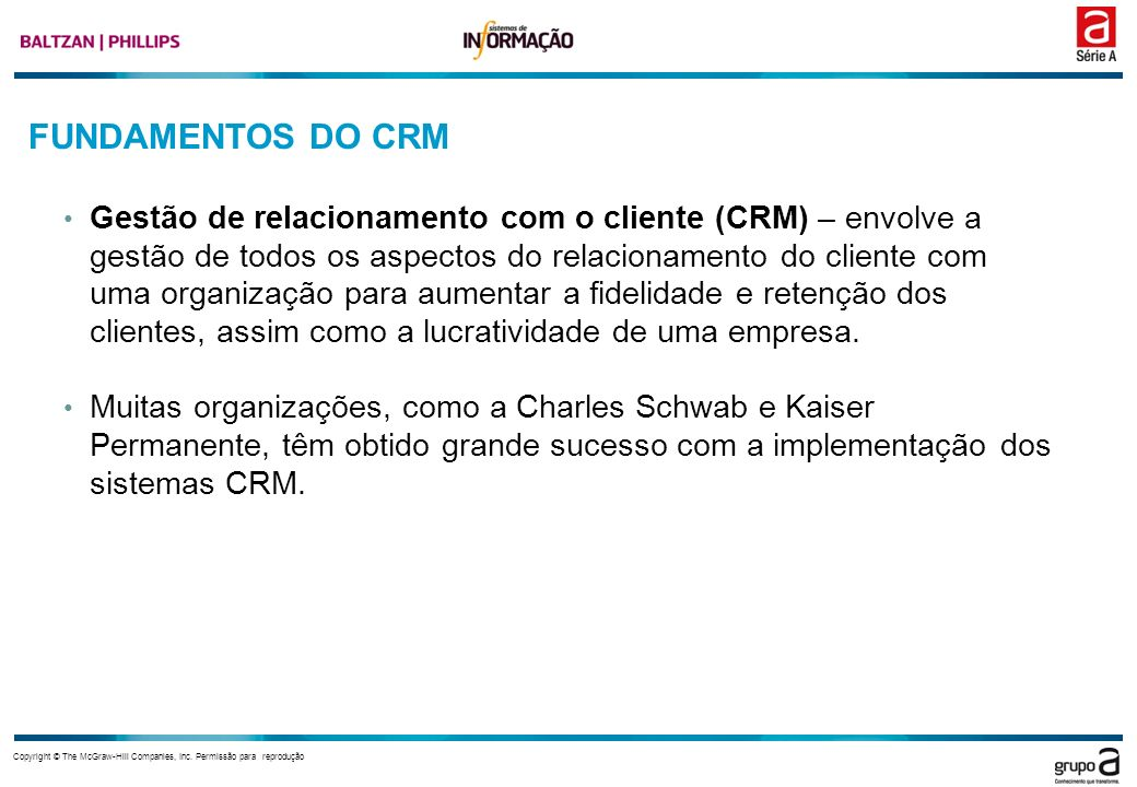 FUNDAMENTOS DO CRM