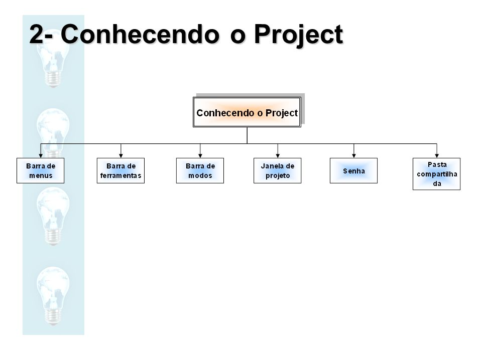 2- Conhecendo o Project